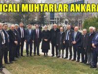 Darıcalı Muhtarlar AK Parti grup toplantısına katıldı!