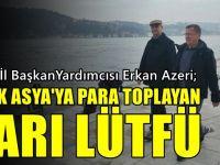Erkan Azeri, Türkkan'a sert çıktı!