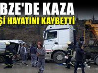 Gebze'de kaza! 2 Kişi hayatını kaybetti