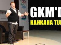 GKM'de kahkaha tufanı