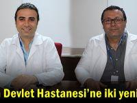 Fatih Devlet Hastanesi'ne iki yeni isim