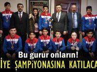 Dilovası Türkiye Şampiyonası'nda