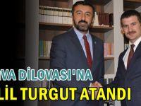 TÜGVA Dilovası'na Turgut atandı!