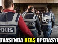Dilovası'nda DEAŞ operasyonu!