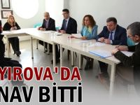 Çayırova Belediyesi'nde kadro sınavları yapıldu