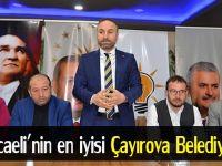 """""""Kocaeli'nin en iyisi Çayırova Belediyesi"""""""