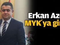 Erkan Azeri MHP MYK'da