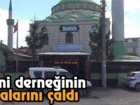 Darıca'da camiyi soydular!