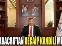 Karabacak'tan Kandil kutlaması
