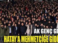 AK Genç Gebze, Mehmetçiğe gidiyor