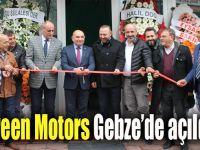 Green Motors Gebze'de açıldı