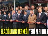 Gebze Elazığlılar Derneği yeni yerinde açıldı