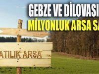 Kocaeli Defterdarlığı'ndan milyonluk arsa satışı!