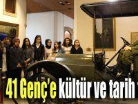41 Genç'e kültür ve tarih turu