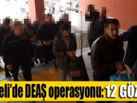 Kocaeli'de DEAŞ operasyonu: 12 gözaltı