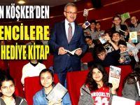 Başkan Köşker öğrencileri sevindirdi!