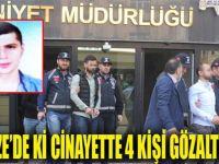 Gebze'deki cinayette 4 kişi gözaltında!