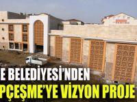 Başkan Köşker'den Arapçeşme'ye Vizyon Proje