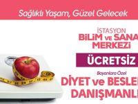 Gebze'de ücretsiz diyetisyen hizmeti