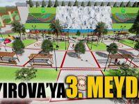 Çayırova'ya Erişler Şelale Meydanı
