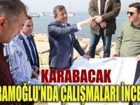 Bayramoğlu'nda çalışmalar devam ediyor