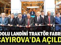 Anadolu Landini Çayırova'da açıldı