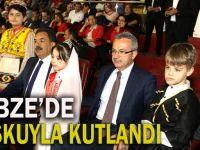 Gebze'de 23 Nisan coşkusu