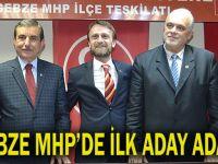 Gebze MHP'den ilk aday!