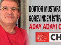 Doktor Mustafa Anaç istifa etti