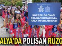 Dilovası Polisan Antalya'da festivale konuk oldu