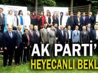 AK Parti'de nefesler tutuldu…