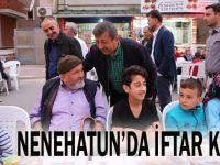 Darıca Nenehatun'da iftar keyfi
