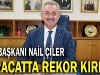 Türkiye İhracatta Rekor Kırdı