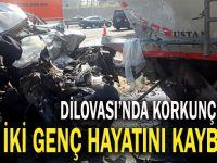 Osmangazi Köprüsünde korkunç kaza
