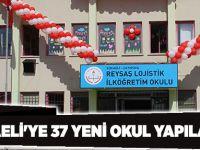 Kocaeli'ye 37 yeni okul yapılacak