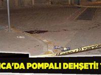 Darıca'da pompalı dehşeti! 1 ÖLÜ