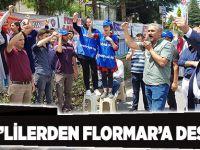 CHP'lilerden Flormar'a destek devam ediyor