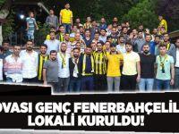 DİLOVASI GENÇ FENERBAHÇELİLER LOKALİ KURULDU!