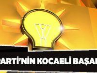 AK Parti'nin Kocaeli başarısı!