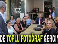 CHP'de toplu fotoğraf gerginliği