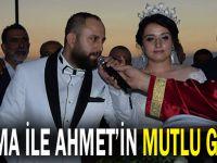 Ahmet ile Fatma'nın mutlu günü