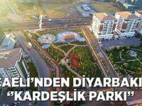 Kocaeli'nden Diyarbakır'a ''Kardeşlik Parkı''