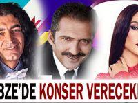 Yavuz Bingöl ve Murat Kekili Gebze'ye geliyor!