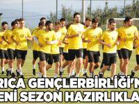 Darıca Gençlerbirliği'nde yeni sezon hazırlıkları