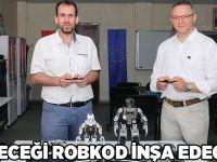 Geleceği ROBKOD inşa edecek