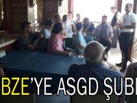 Gebze'ye ASGD şubesi