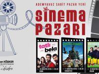 Sinema Pazarı'nda Film Keyfi Başlıyor