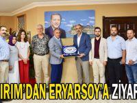 Yıldırım'dan Eryarsoy'a ziyaret