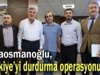 """""""Türkiye'yi durdurma operasyonudur"""""""