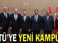 GTÜ'ye Yeni Kampüs